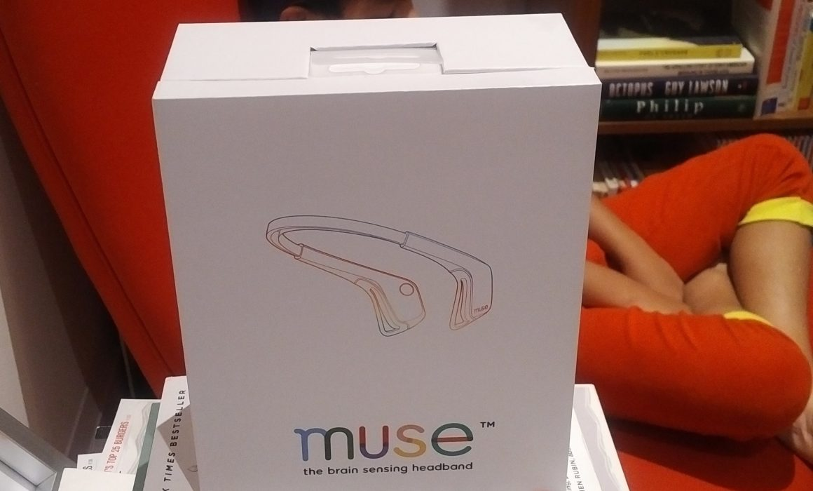 """The MUSE Headband: The One Piece of Tech I Let My Son """"Play"""